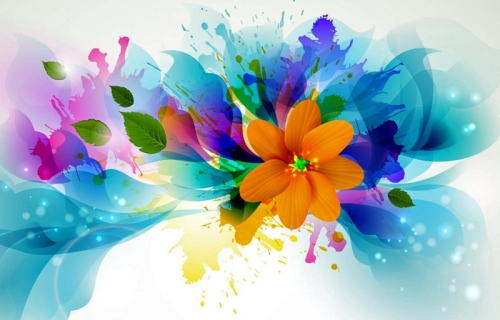 Bright-flowers-wallpaper-abstract-wallpapers