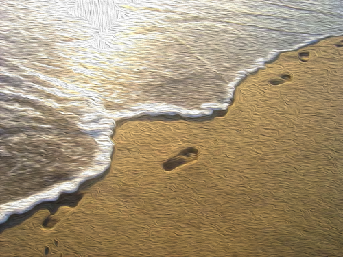 footprints copy