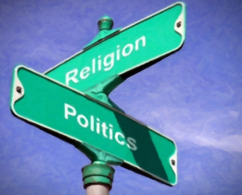 Religion and Politics Artistic