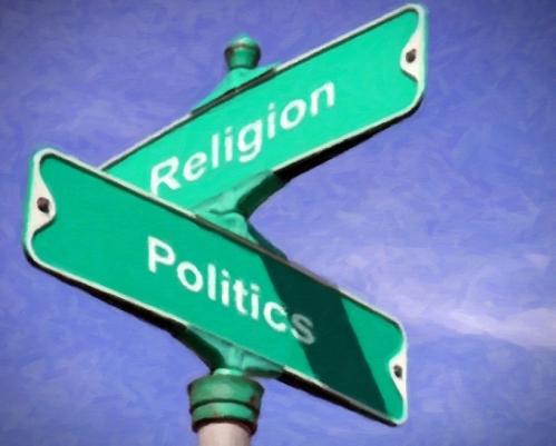 Religion and Politics Artistic