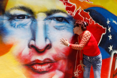 Mural-Hugo-Chavez