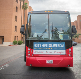 Bus at ASU