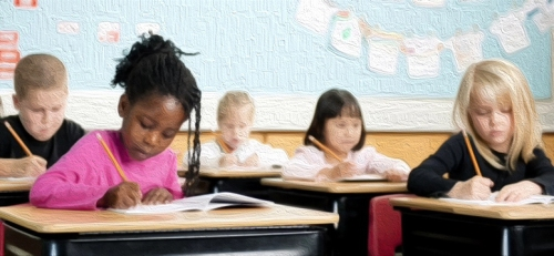 elementary-classroom