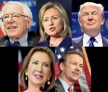 5 Candidates
