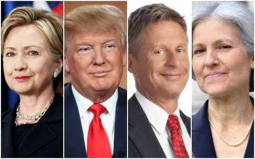 four-candidates