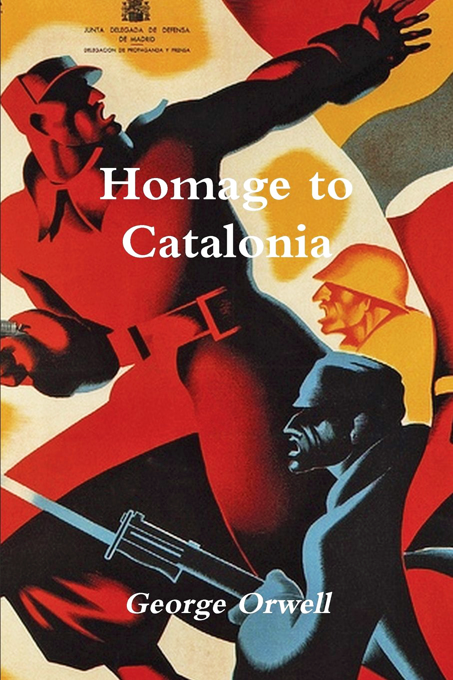 george orwell homage to catalonia pdf