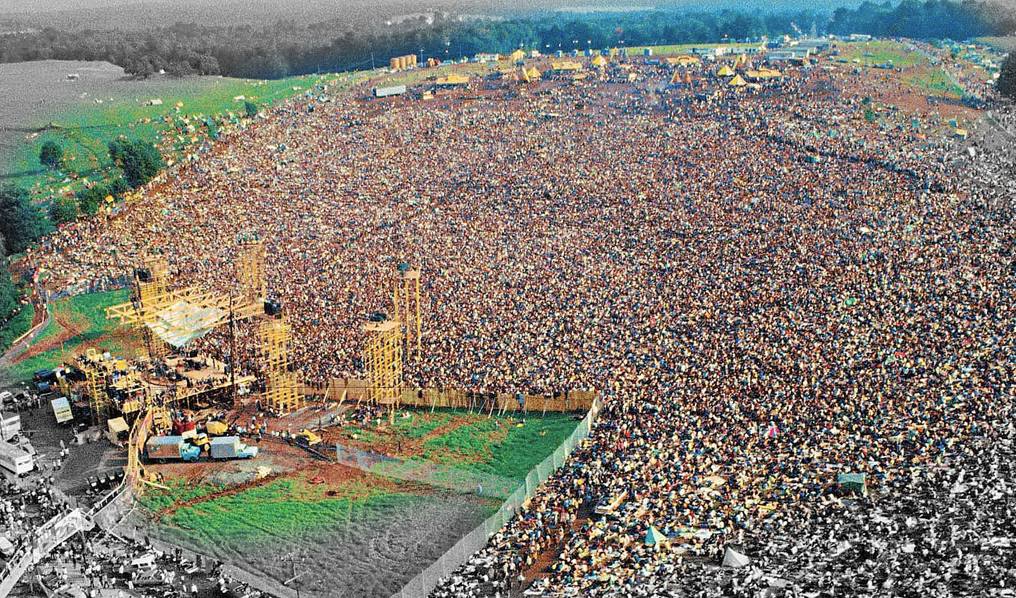 Aquarian Angst: Woodstock at 50 – Applied Unificationism